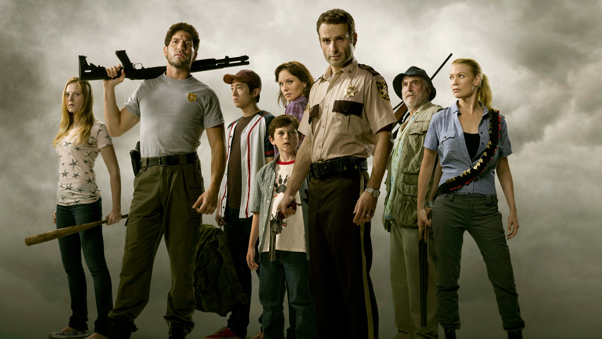 the walking dead show
