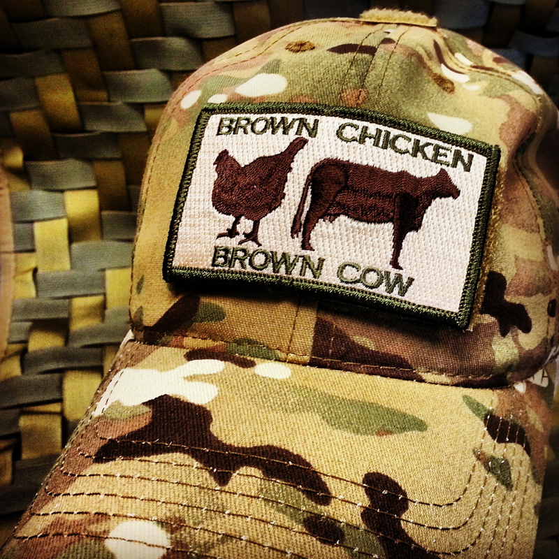 Brown Chicken Brown Cow Morale