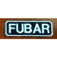FUBAR Morale Patch Meaning