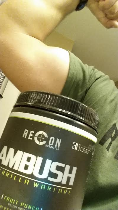 Recon Ambush Pre-Workout Review
