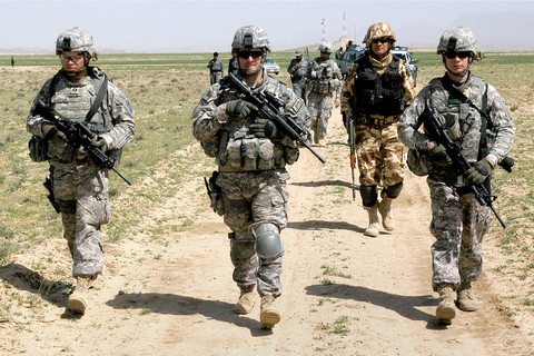 US Army: Greatest. Troops. EVER.