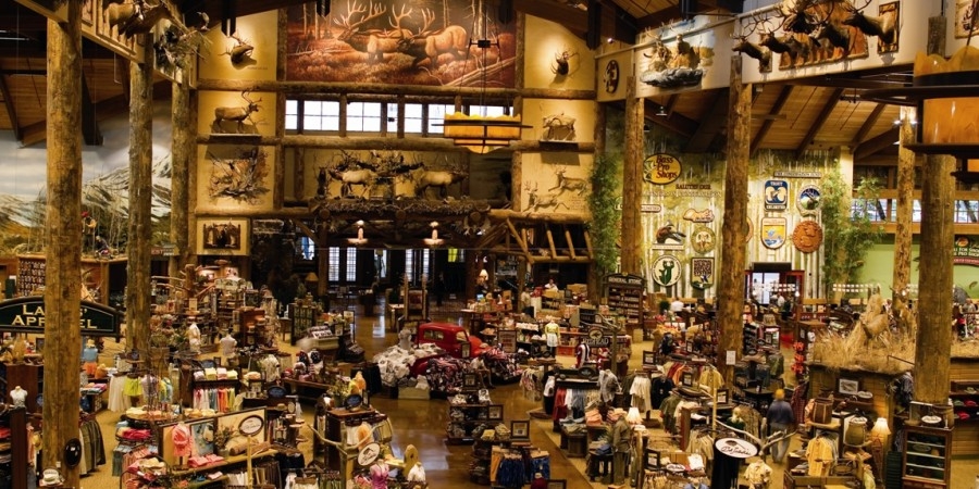 Gun Control; It has already started at Bass Pro Shops Sporting Goods